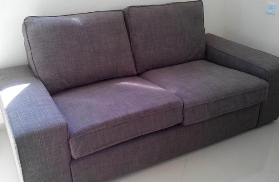 Convertible sofa ikea - Canap 233 Ikea Kivik 2 Places Photos