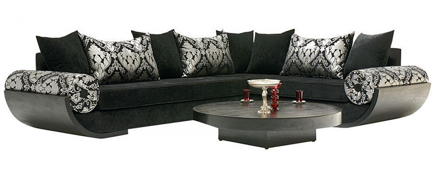 photos canap marocain design cuir. Black Bedroom Furniture Sets. Home Design Ideas