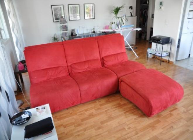 photos canap convertible 2 places chateau d 39 ax. Black Bedroom Furniture Sets. Home Design Ideas