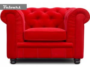 canapé chesterfield convertible rouge 18