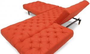 canapé chesterfield convertible rouge 20
