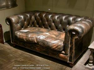 canapé chesterfield 7