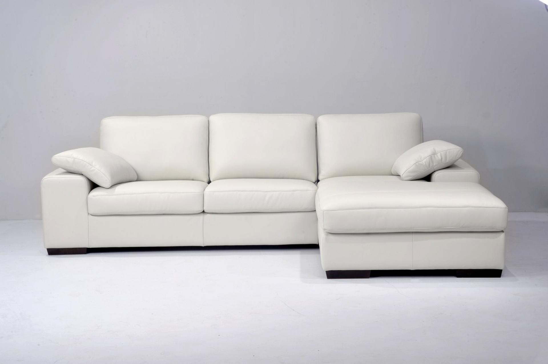 Photos canap convertible cuir blanc ikea - Canape cuir confortable ...