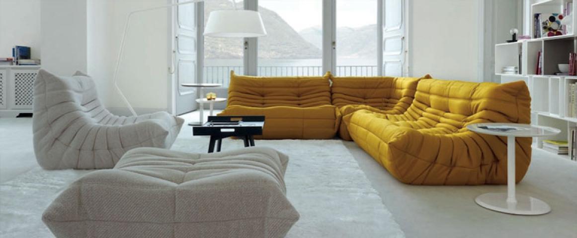 photos canap togo. Black Bedroom Furniture Sets. Home Design Ideas