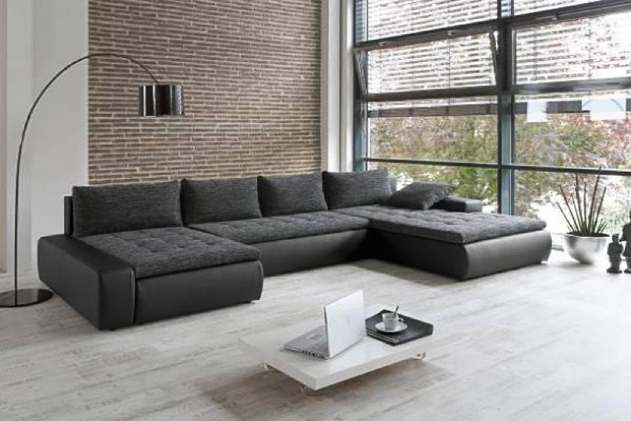 photos canap d 39 angle. Black Bedroom Furniture Sets. Home Design Ideas