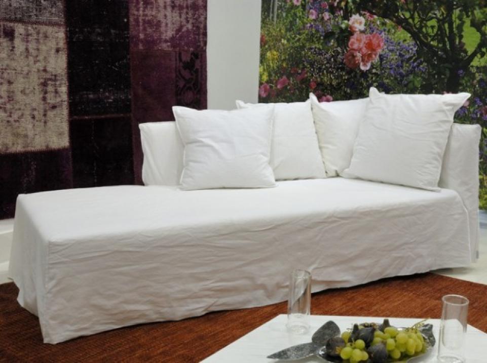 photos canap en lin froiss. Black Bedroom Furniture Sets. Home Design Ideas