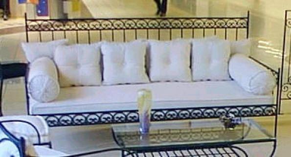 Awesome Salon Marocain Moderne Enferforge Images - House Design ...