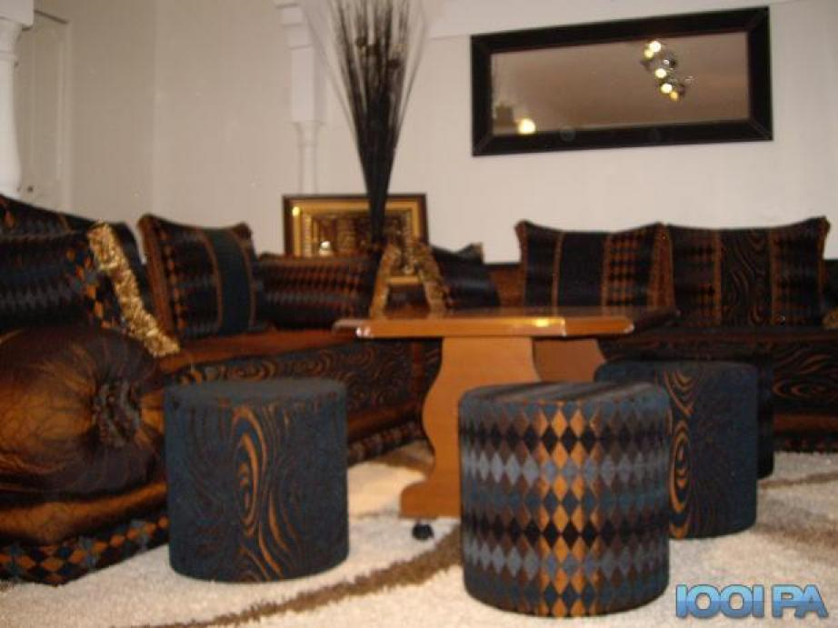 photos canap fauteuil marocain. Black Bedroom Furniture Sets. Home Design Ideas