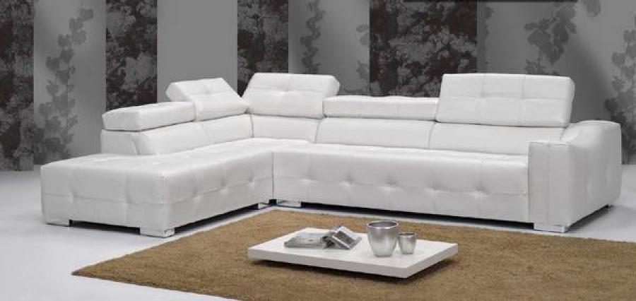 Canap Cuir Blanc But Elegant Canap Cuir Alcantara A Vendre Canap - Canape angle blanc