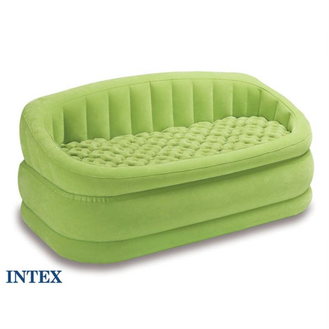 Photos canap gonflable intex for Canape gonflable ikea