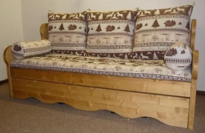 Canapé gigogne montagne 3