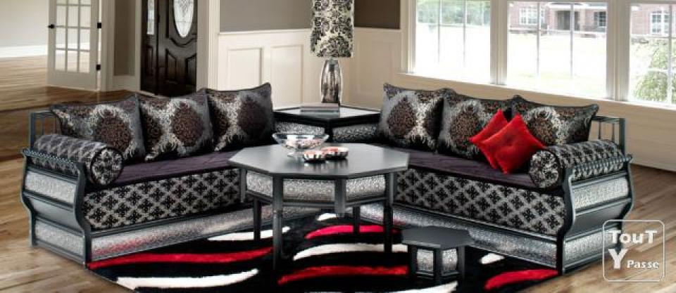 canap marocain occasion interesting salon de jardin en rsine tresse fabricant maroc casablanca. Black Bedroom Furniture Sets. Home Design Ideas