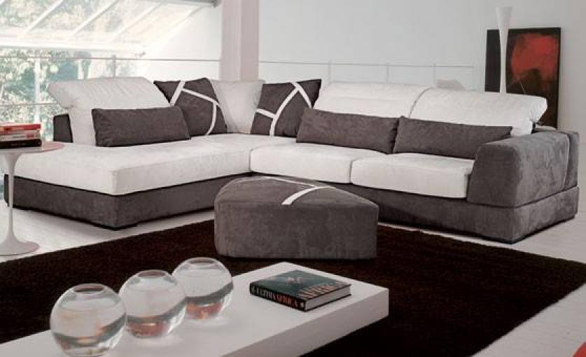 photos canap d 39 angle design italien. Black Bedroom Furniture Sets. Home Design Ideas
