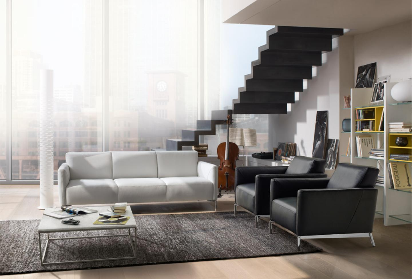 canap nantes natuzzi. Black Bedroom Furniture Sets. Home Design Ideas