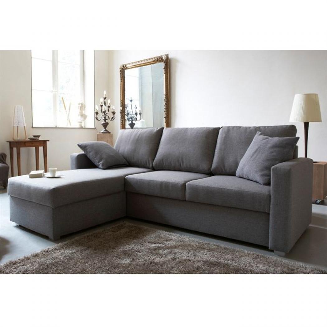 photos canap d 39 angle convertible pas cher cdiscount. Black Bedroom Furniture Sets. Home Design Ideas