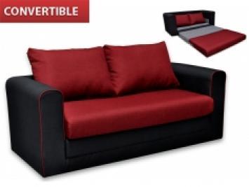 canap convertible bordeaux trendy canape convertible bordeaux banquette bz axel couchagecm. Black Bedroom Furniture Sets. Home Design Ideas