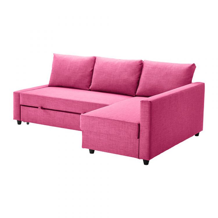 photos canap convertible ikea rose