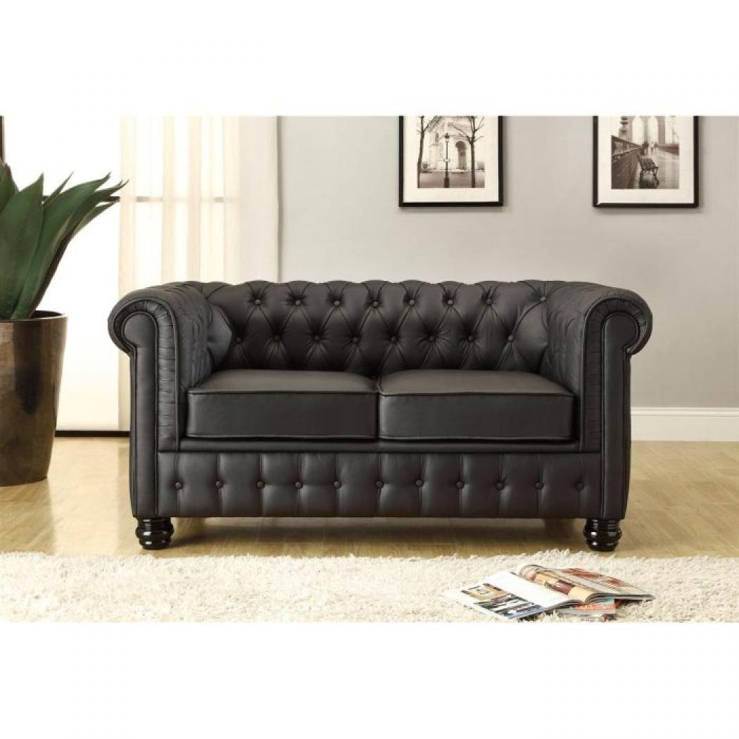 Photos canap convertible cuir 2 places - Canape convertible 2 places ...