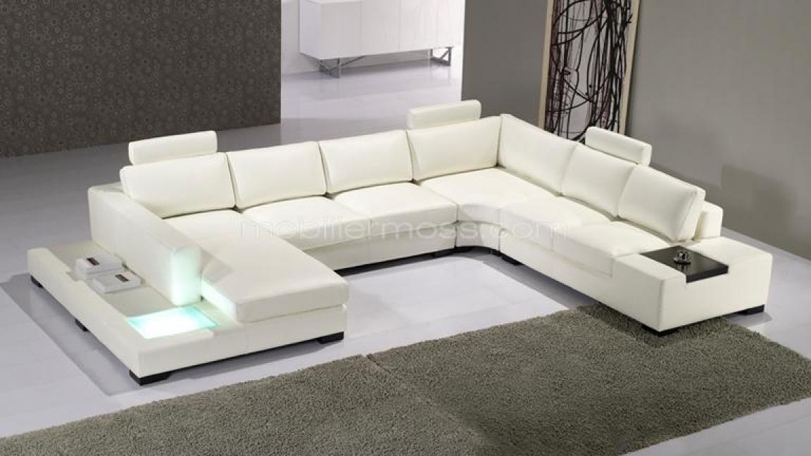 Charmant Canapé Design Italien Cuir 12