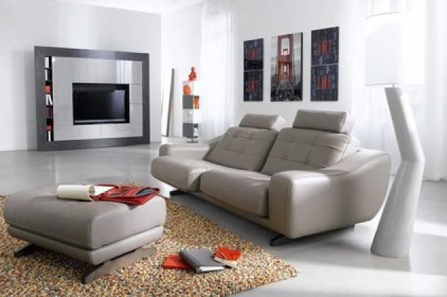 s canapé design cuir center