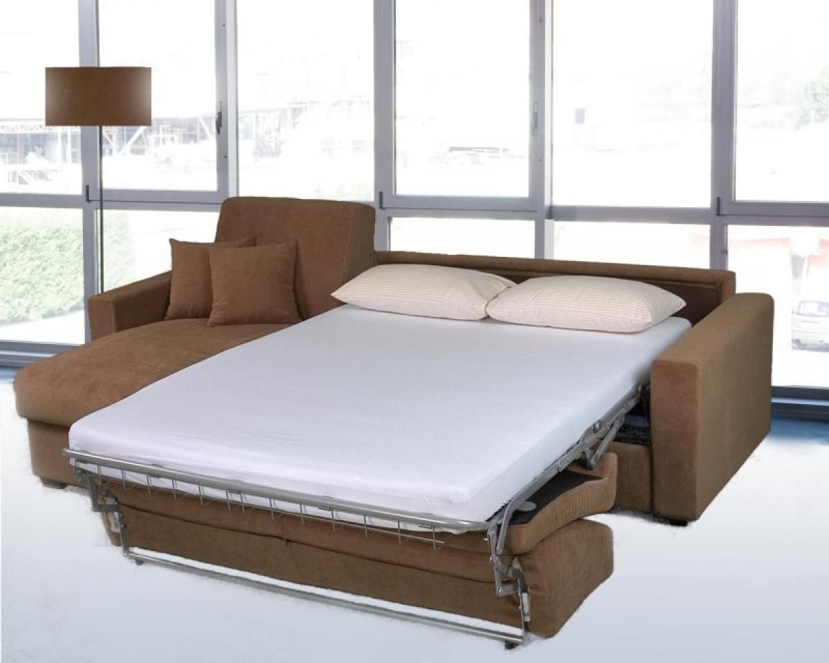 photos canap lit convertible avec vrai matelas. Black Bedroom Furniture Sets. Home Design Ideas