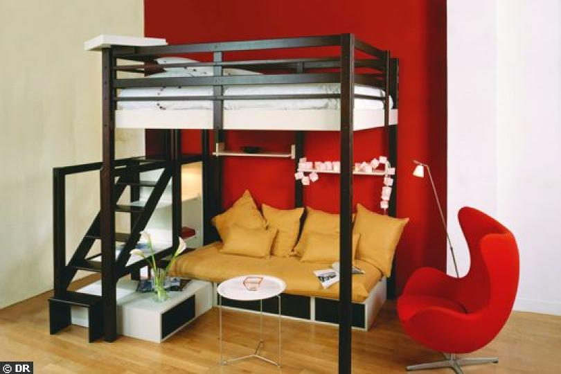 Photos Canapé Lit Superposé Ikea