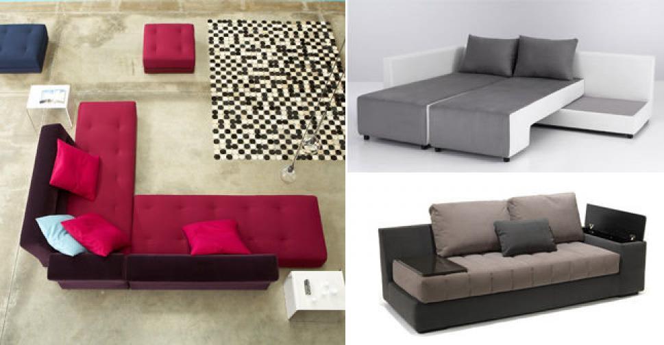photos canap lit convertible couchage quotidien ikea. Black Bedroom Furniture Sets. Home Design Ideas