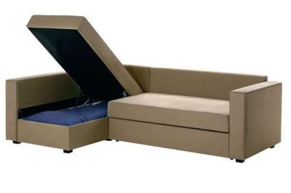 Photos Canape D Angle Convertible Ikea Manstad