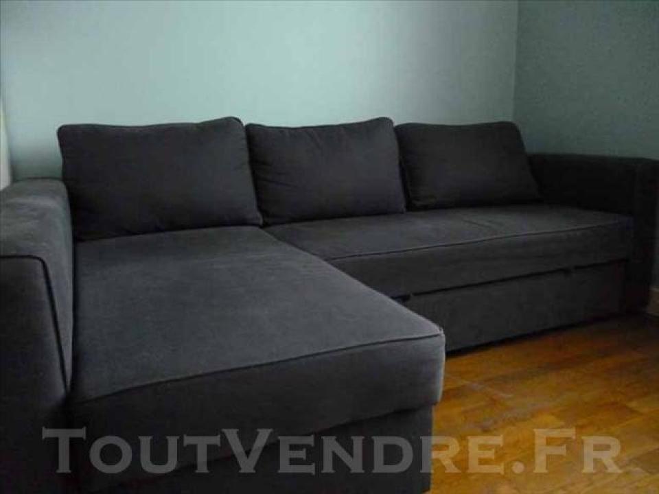 Canapé lit habitat occasion - Site de décoration d\'intérieur