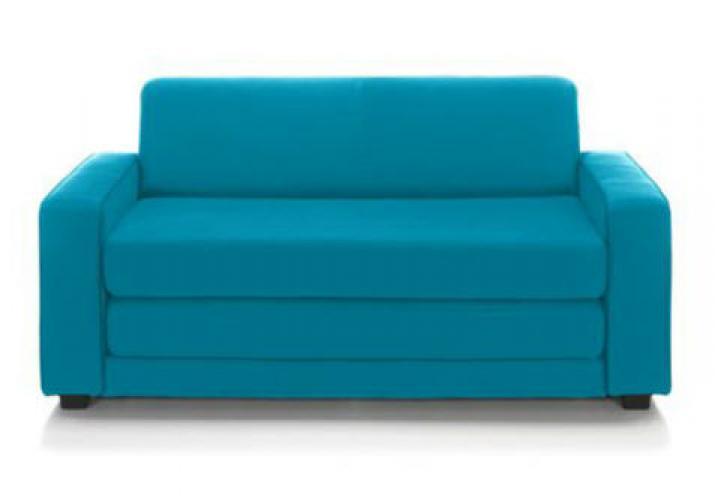 bz 2 places becci banquette bz places avec matelas bultex. Black Bedroom Furniture Sets. Home Design Ideas