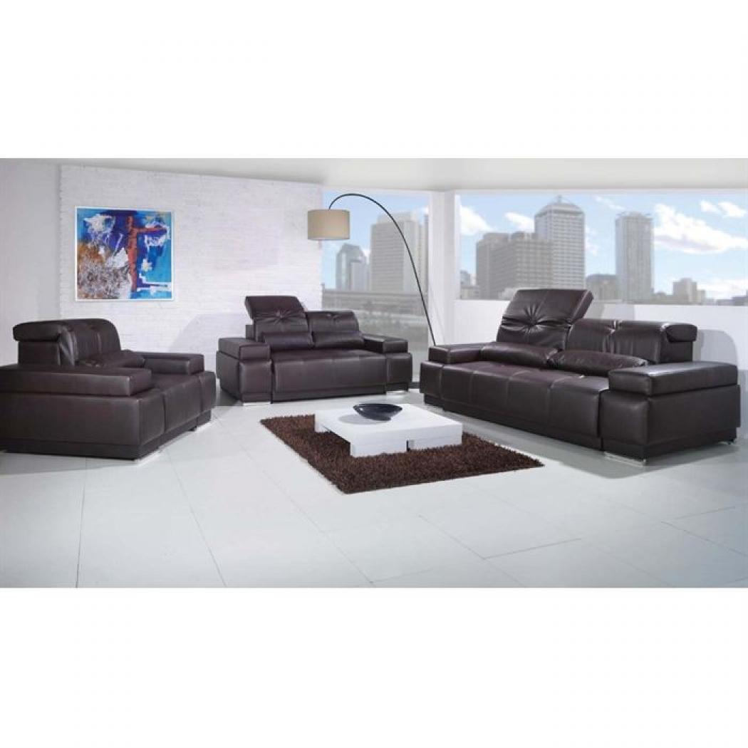 habitat canape 2 places maison design. Black Bedroom Furniture Sets. Home Design Ideas