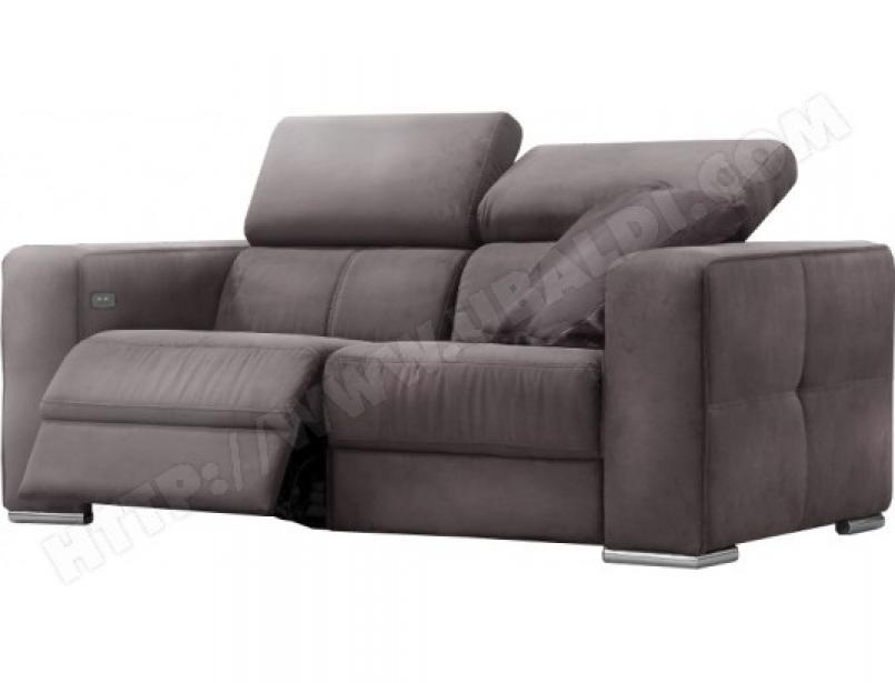 canape 2 places relax maison design. Black Bedroom Furniture Sets. Home Design Ideas