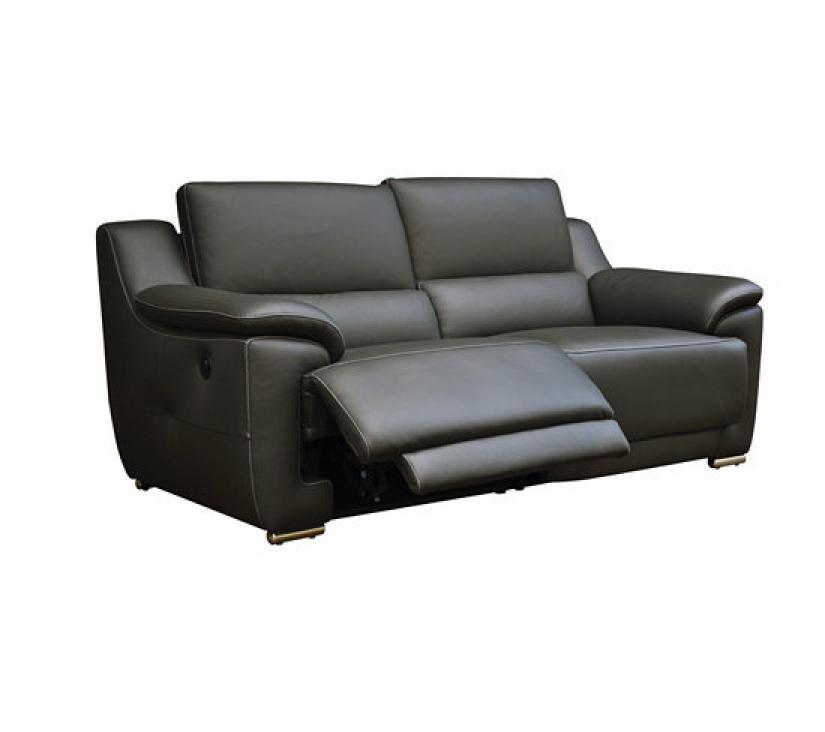 photos canapé 2 places relaxation électrique cuir