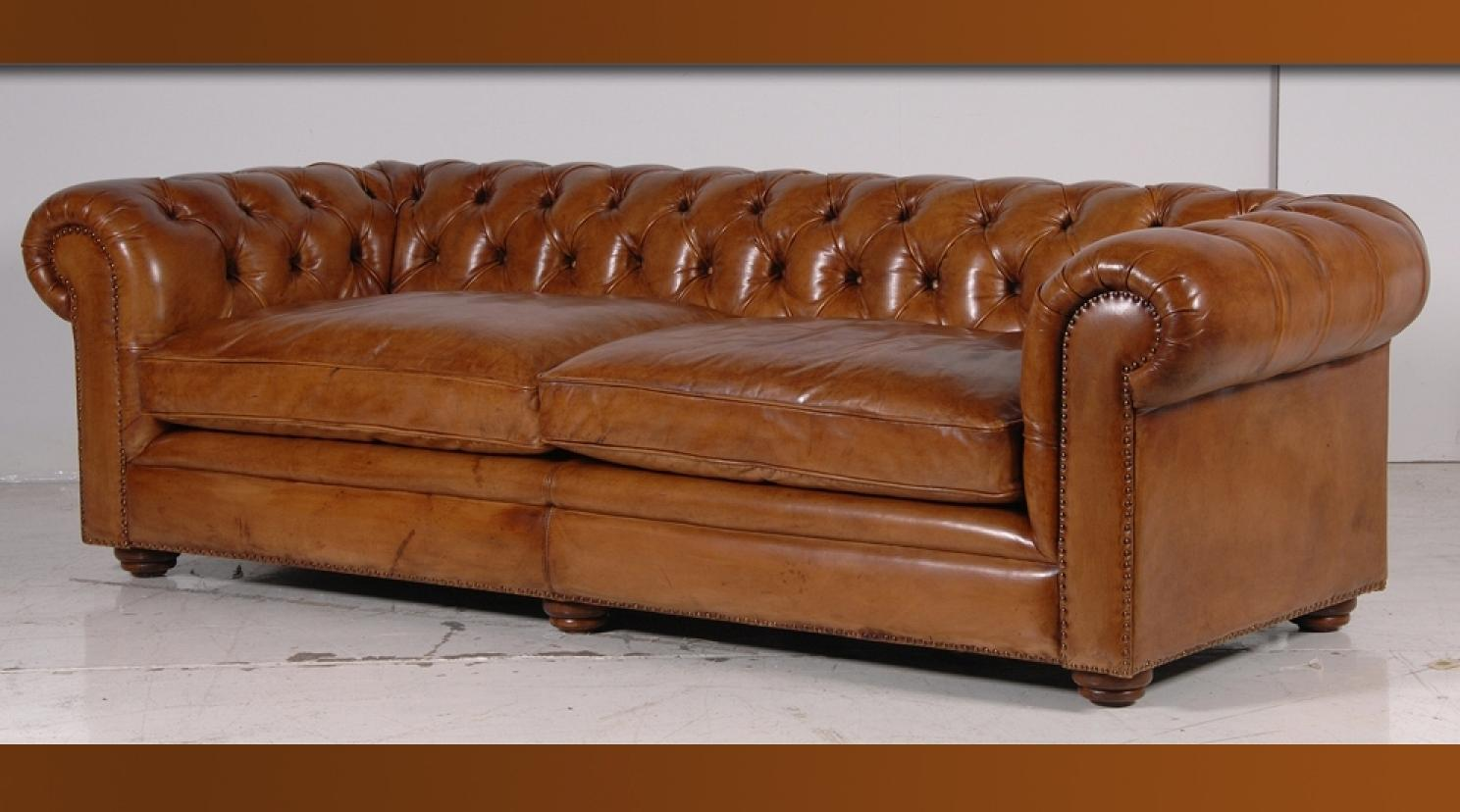 canape chesterfield cuir. Black Bedroom Furniture Sets. Home Design Ideas