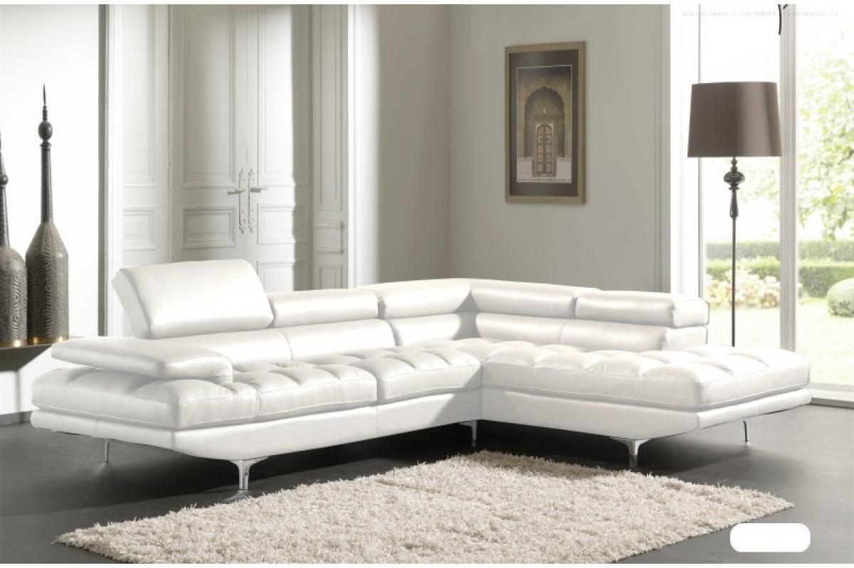 s canapé d angle cuir blanc pas cher