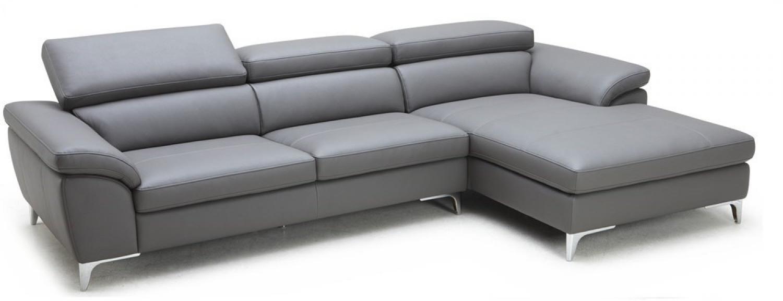 s canapé d angle cuir gris pas cher