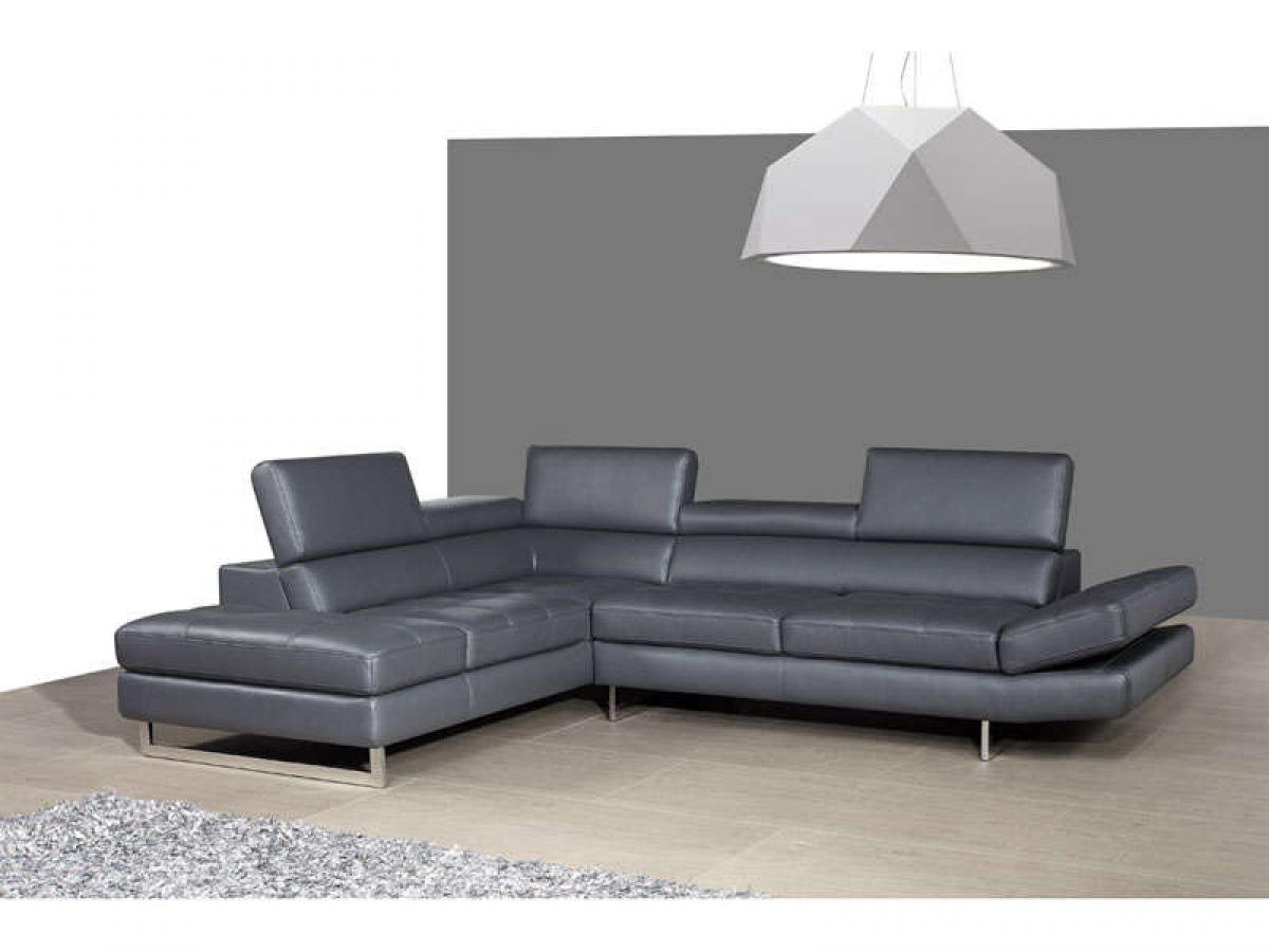 Canape d angle gris conforama 28 images canap 233 d for Canape d angle cuir conforama