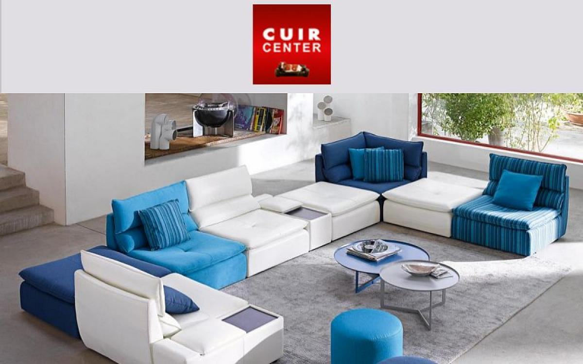 Canape D Angle Cuir Center Awesome Modele De Canape Cuir Center