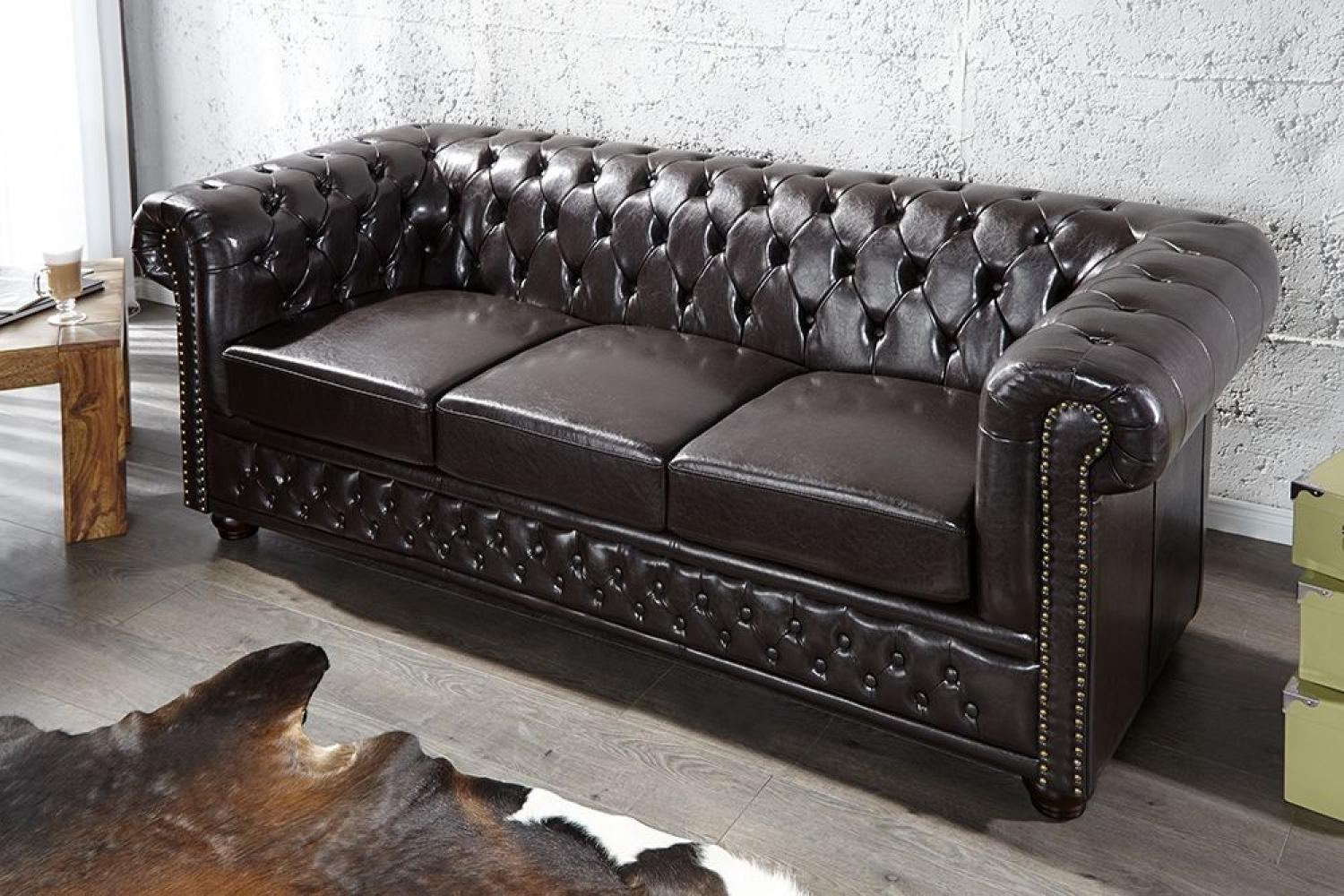 Connu Photos canapé chesterfield DC62