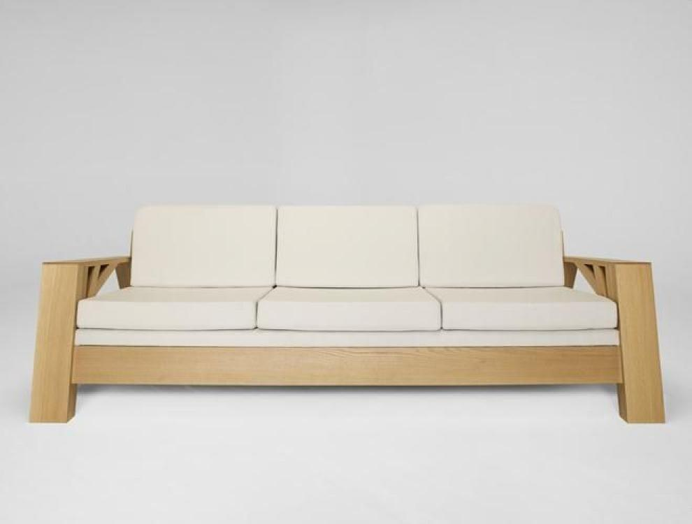 photos canap en bois. Black Bedroom Furniture Sets. Home Design Ideas