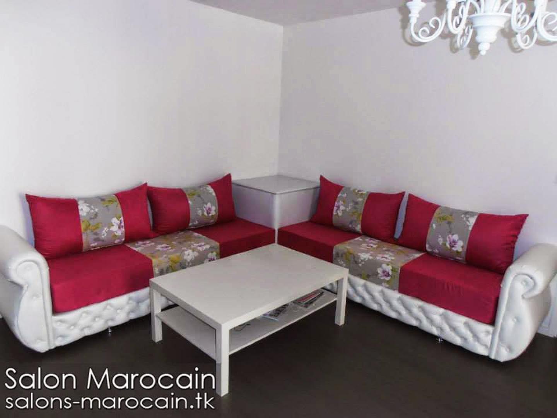 Salon marocain moderne marseille for Photo de salon marocain moderne