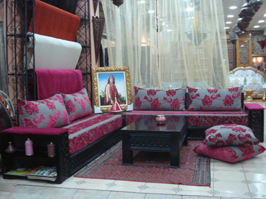 Emejing Salon Marocain Moderne In Algeria Ideas - House Design ...