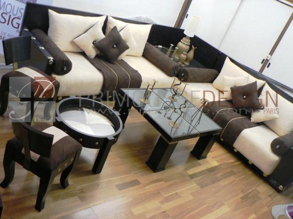 Photos canapé oriental design