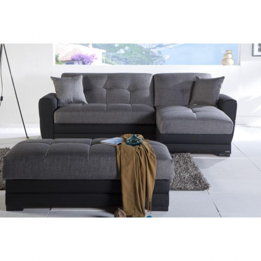 photos canap pouf. Black Bedroom Furniture Sets. Home Design Ideas
