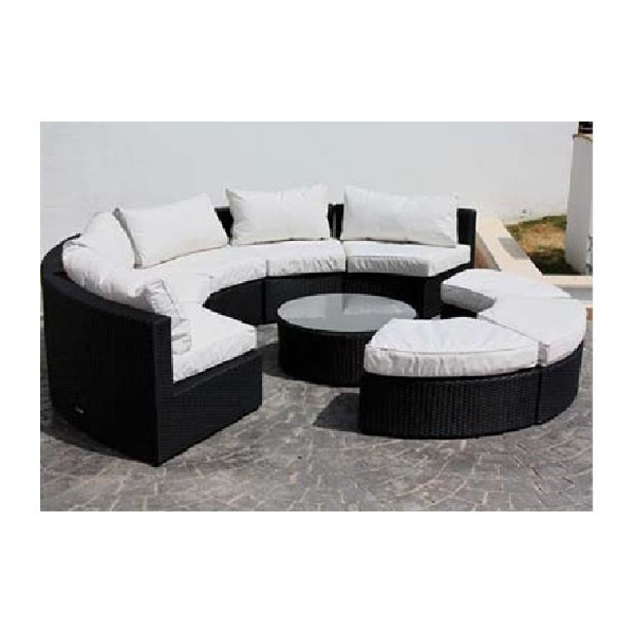 canap rond good canape rond places incroyable canap. Black Bedroom Furniture Sets. Home Design Ideas