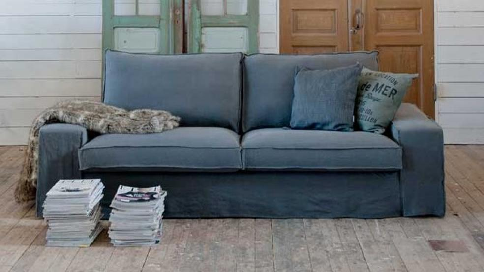 canape style industriel. Black Bedroom Furniture Sets. Home Design Ideas