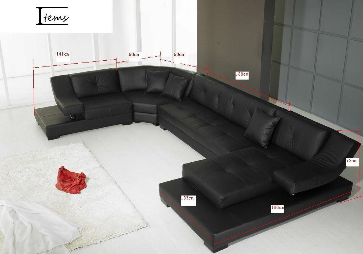 Photos canap 7 places cuir - Canape angle cuir 7 places ...