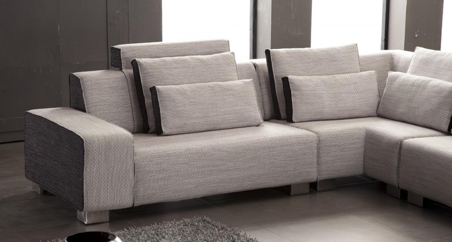 photos canap angle tissu. Black Bedroom Furniture Sets. Home Design Ideas