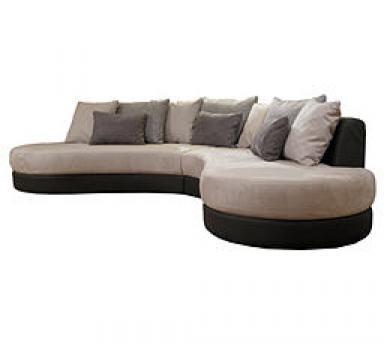 photos canap arrondi but. Black Bedroom Furniture Sets. Home Design Ideas