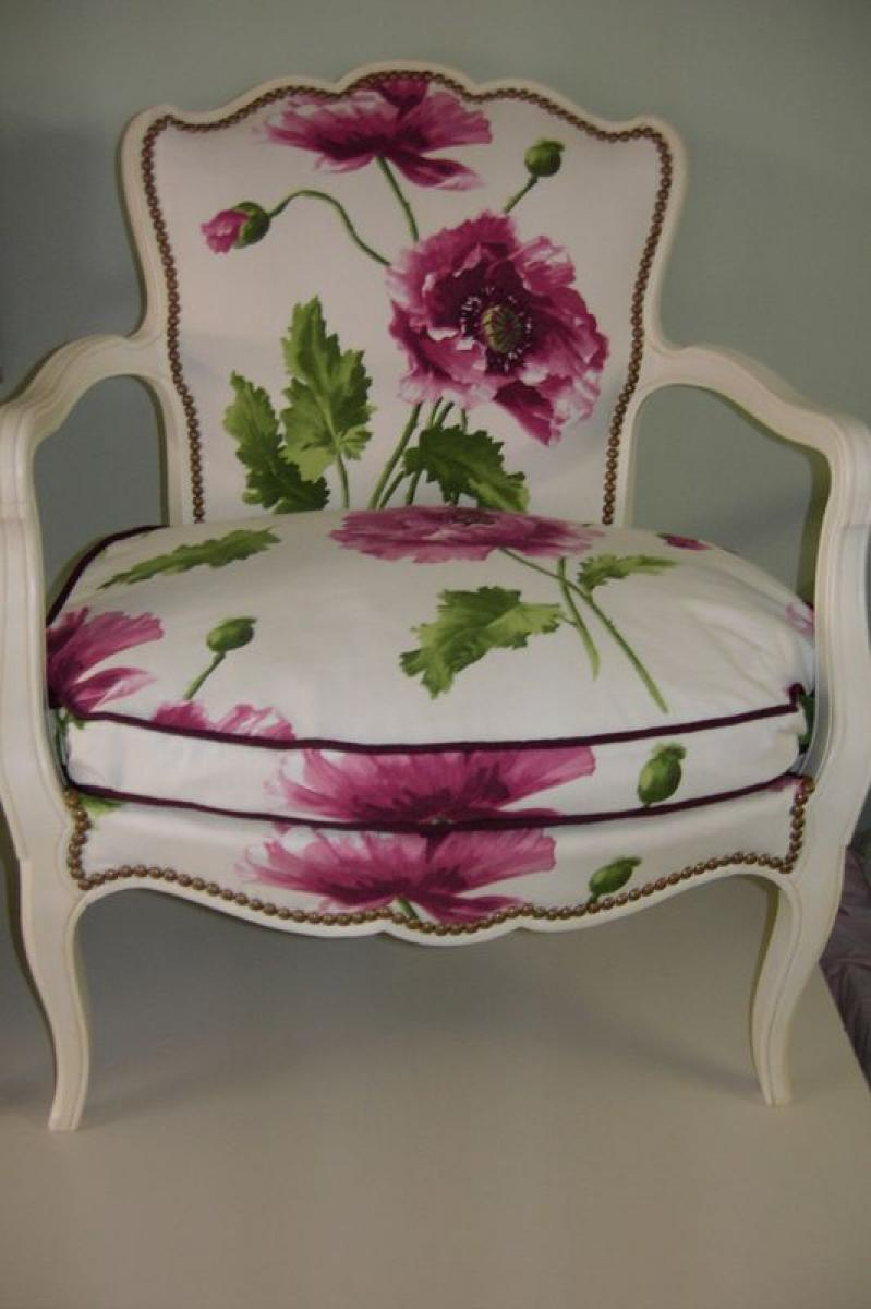 canape fleuri style anglais atlub